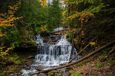 Wagner Falls, Munising, MI UP