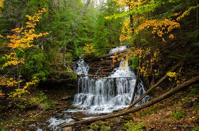 2012/10/05b Wagner Falls