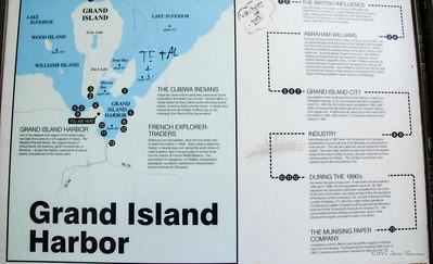 Grand Island Harbor Lookout, Munising, MI