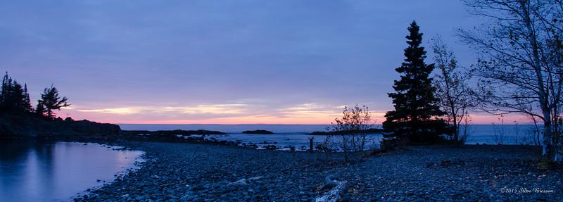 2012/10/08 Split Rock Lighthouse Dawn