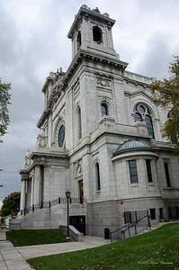 The Basilica of Saint Mary, 1913