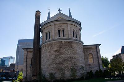 Church of the Assumption, St Paul, MN