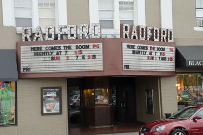 2012/10/18 Radford, VA