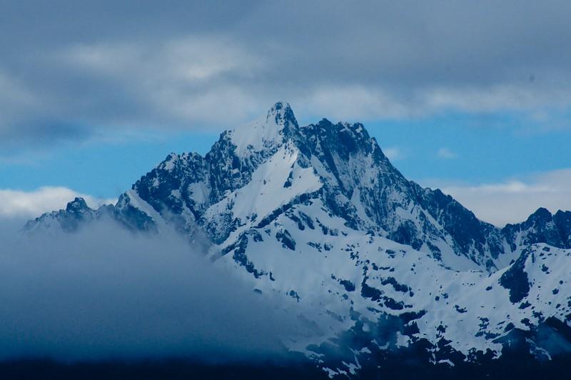 Unknown peak south