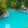 Milky Turquoise Water
