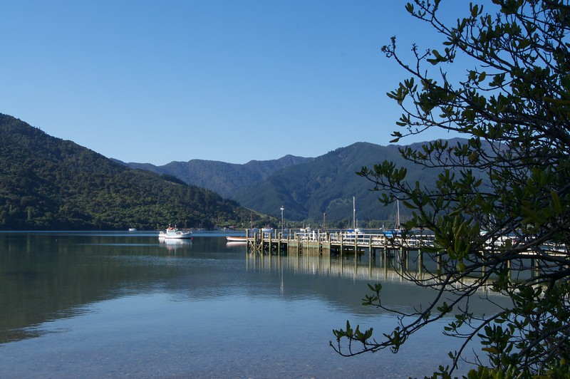 Queen Charlotte Track at Anakiwa