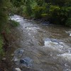 """Dry"" creek crossing"