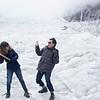 Funny tourists