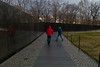 Started by taking the train in and walking down to the Mall. Hit the Viet nam Memorial on our way up to the viewing area for the Inauguration.