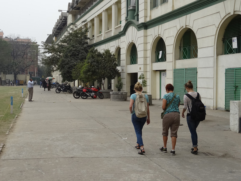 The Xavier campus