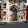 Entrance gate to Parasnath Jain Temple