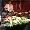 Fresh fish at local market