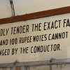 Sign in trolley