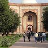 Mausuleum for Humayun