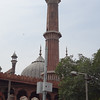 Pillar at Jama Masjid