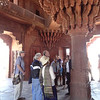 Fatehpur Sikri - 16th century red sandstone city