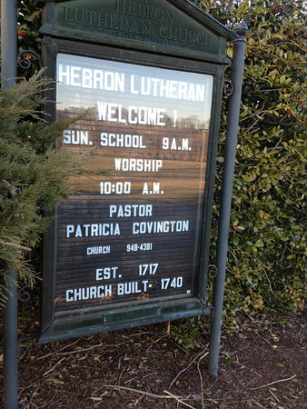 2013 03-10 Hebron Lutheran Church