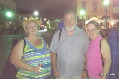 2013 07-27 thru 28th Brenham trip