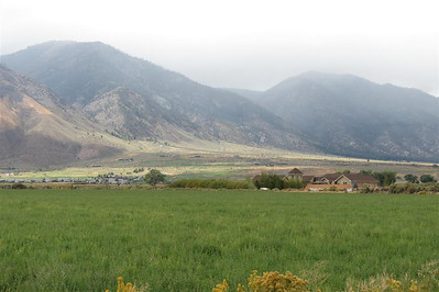 In Carson Valley looking north