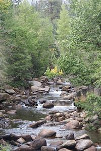 West Fork Carson River along SR88/89 West of Woodfords