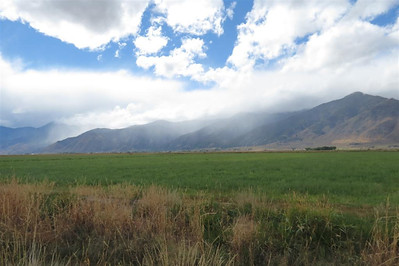 In Carson Valley looking south