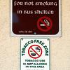 2012-09-29 Bus Stop No Smoking SLO