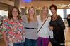 Pamela, Christina, Marlaina(Bride to be), Diana(Brides Momma)