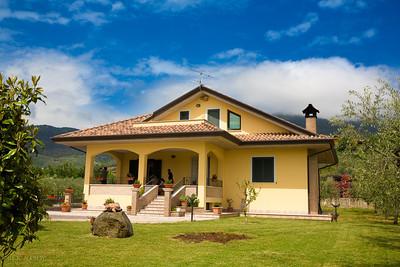 Tonino & Claudia's house