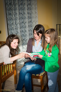 Ludovica, Emma, Rachele