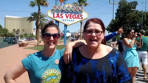 2013 04 24-30 Cyndi Visit & Vegas Roadtrip