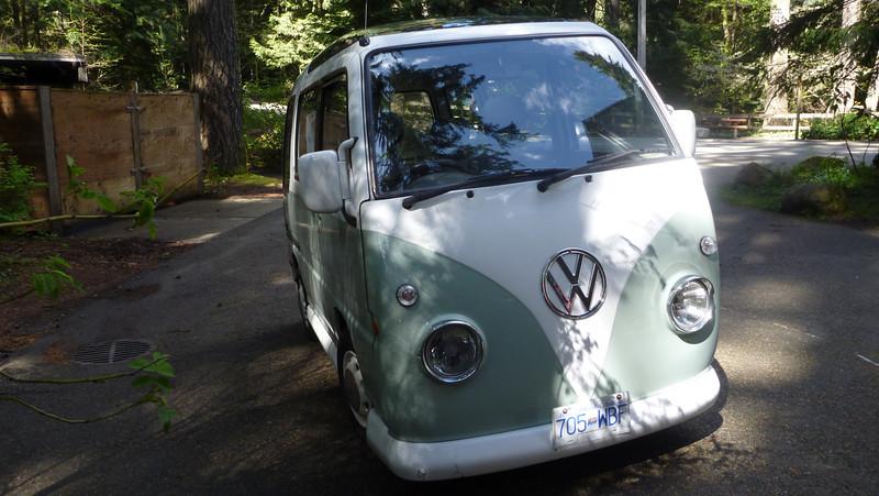 New Volkswagen minivan?