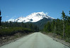 Mt Shasta fro 60km away.