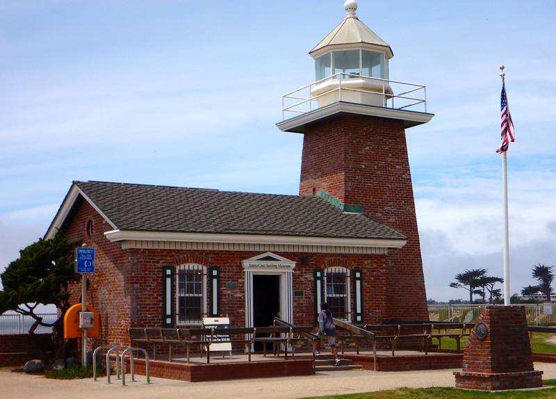 Santa Cruz Surfer's Museum.