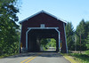 The Silverton area has many old style covered bridges.