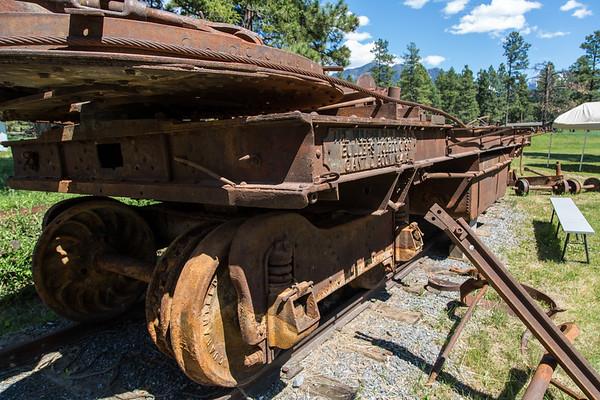 Equipment train