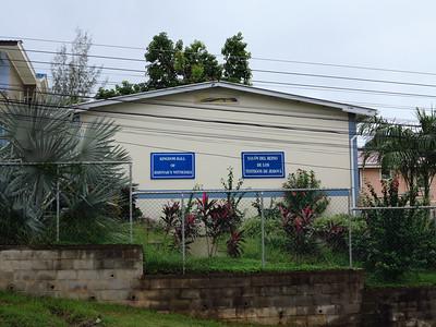 Roatan Kingdom Hall