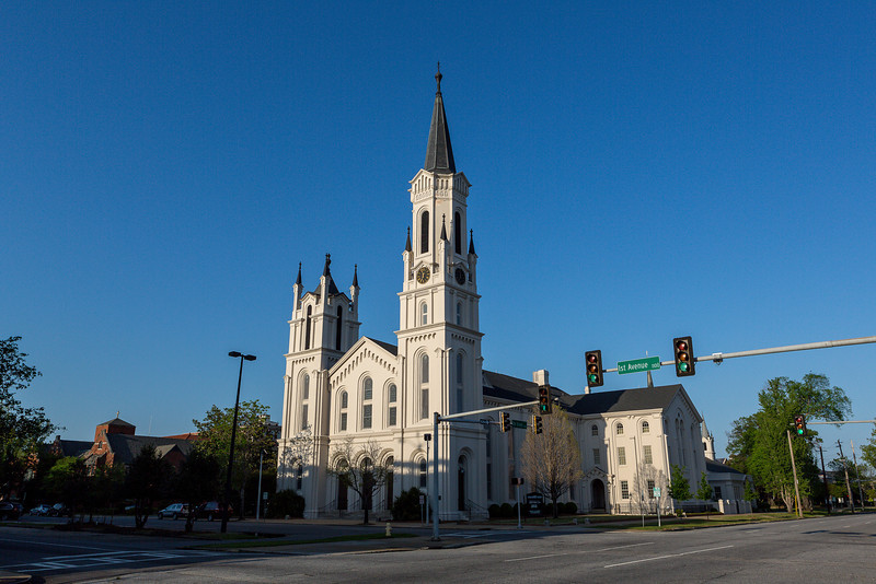 First Presbyterian Church is a historic church at 1100 1st Avenue in Columbus, Georgia. It was built in 1862 and added to the National Register in 1980.