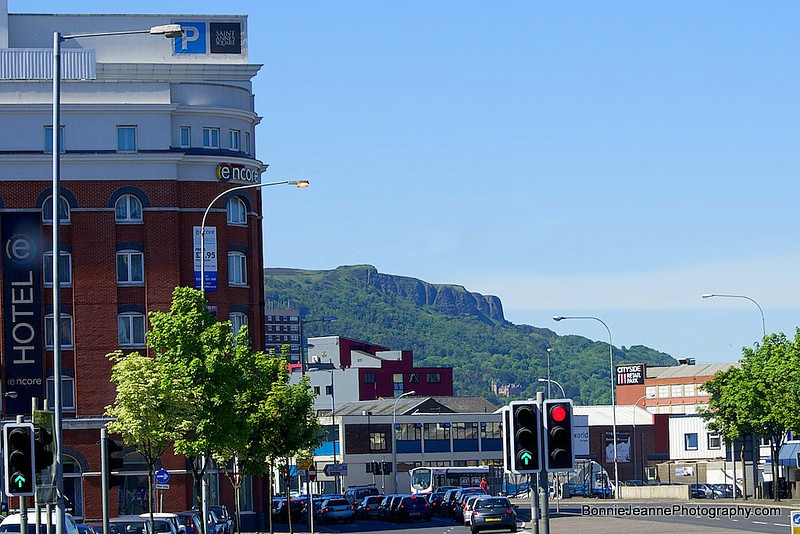 """Belfast is quite small, geographically, and you are """"out of town"""" very quickly."""