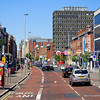 Belfast coming back to life - the tour guide pointed out all the new hotels where not that long ago this was a major war zone.