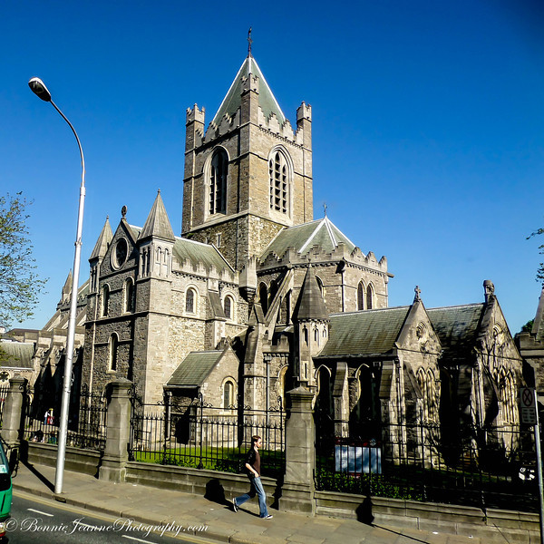 Christ Church Cathedral (founded c.1028) is the spiritual heart of the city.