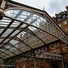 Beautifully remodeled Marylebone train station.