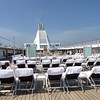 Pool deck - its a small ship - only 700 passengers.