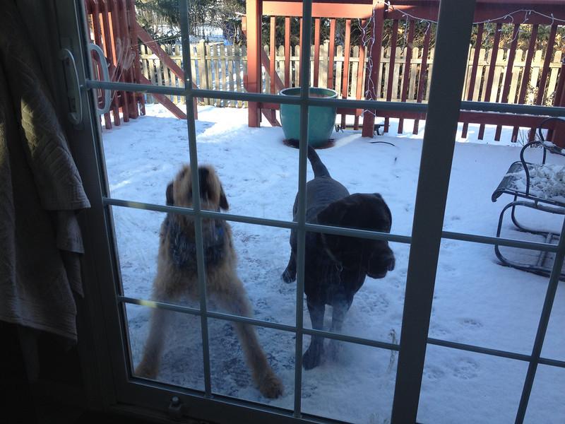 Bailey and Kinnick - Christmas Eve