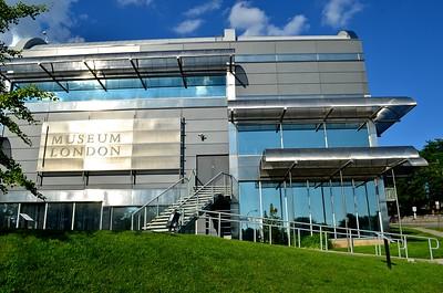 Museum London-Ontario Canada