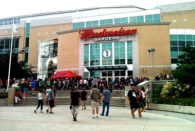 Budweiser Gardens-Pearl Jam Concert  London, Ontario Canada