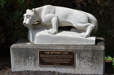 Penn State Wilkes-Barre Campus - My alma mater