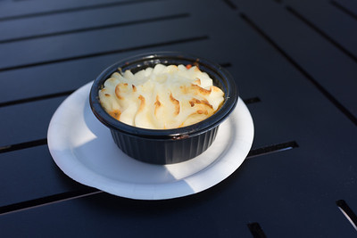 Ireland: Lobster and Seafood Fisherman's Pie - *****