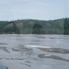 Thu, June 20, 2013 - Tok, Alaska.  Robertson River / the Braided River.