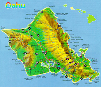 Oahu Island Tour - Saturday & Sunday