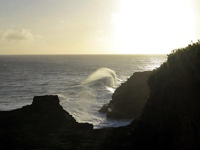 shoreline near the Point at Poipu